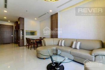 Cho thuê căn hộ Vinhomes Central Park giá 19tr/th tầng cao full nội thất view sông, 2PN 1WC