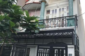 Bán nhà hẻm xe hơi 5m, nền 80m2 (5.6x14m), trệt 2 lầu, 4 phòng, Tăng Nhơn Phú B, Quận 9