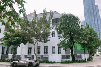Cho thuê nhà mặt tiền Hồ Tùng Mậu, Bến Nghé, Q. 1. DT 4,5x27m, 3 lầu, 150tr/th, 0833888100