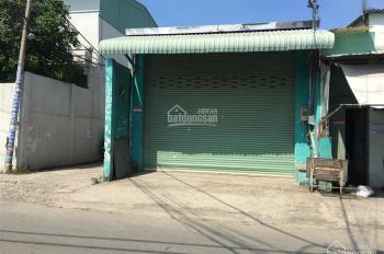 Bán kho xưởng 6x30m gần ngã 5 Bà Điểm, chợ đầu mối Hóc Môn, xã Xuân Thới Thượng, Hóc Môn