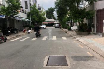 Bán đất mặt tiền đường số, ở Tân Quy, quận 7, DT 4.6 x 18m, giá 9.8 tỷ