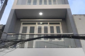 Nhà hẻm 4m 161//52D Lạc Long Quân, gần Chợ
