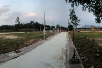 Đất nền Thủy Xuân Tiên, Xuân Mai, Hà Nội 7tr/ m2 sổ đỏ sang tên luôn, LH 0966853240