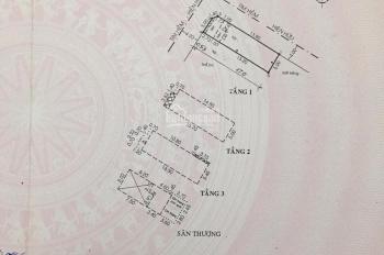 Bán nhà góc 2MT đường Trần Văn Ơn nối dài P. Tân Sơn Nhì, Q. Tân Phú (5x17m) 3.5 tấm giá 12.5 tỷ