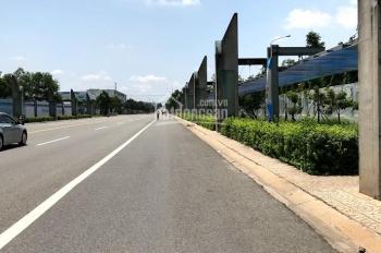 Bán gấp 2 lô đầu cổng Mỹ Phước 3, thông qua các trục đường lớn, sát khu chợ chính và KCN