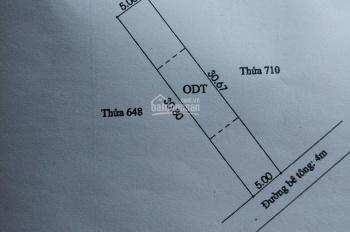 Gia đình bán đất MT đường Bình Nhâm 01, gần UBND phường Bình Nhâm, 1.35 tỷ,SHR, 0969754641 Yến