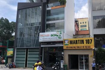 Bán nhà mặt tiền đường góc Đinh Tiên Hoàng - Võ Thị Sáu quận 1, DT 4,5x25m, HĐT 60tr, giá chỉ 31 tỷ