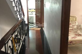 Bán nhà đẹp, HXH Nguyễn Ảnh Thủ Q12. DT: 4x23m, CN 95.7m2, giá 4,2tỷ: trệt, 2 lầu ST