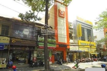 Bán khuôn đất mặt tiền đường Lê Thị Hồng Gấm Q.1, nhà cấp 4, tiện xây mới, bán 22 tỷ