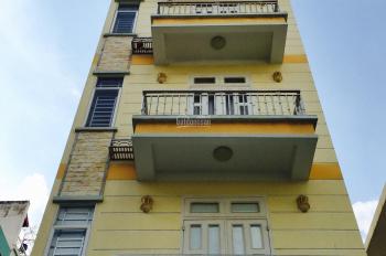 Siêu nhà đẹp 4 tầng lầu - HXH tránh nhau 8m, đường Hoàng Văn Thụ, DTSD 323m2