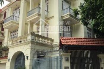 Bán biệt thự KĐT Yên Hòa, phố Trần kim Xuyến, 200m2, MT 10m, giá 165 tr/m2. LH 0984250719