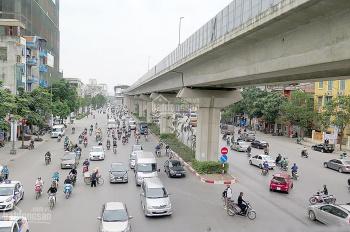 Gia đình cần bán nhà (5T*90.6m2) mặt đường Nguyễn Trãi, Thanh Xuân. Giá 13 tỷ, LH 0898982846