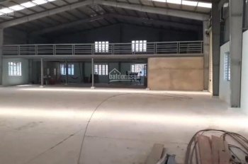 Chính chủ bán gấp nhà xưởng 2000m2, 3 mặt tiền đường Tỉnh lộ 15 xã Phú Hoà Đông, huyện Củ Chi