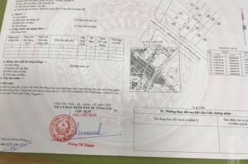 Bán 86m2 đất mặt tiền Lê Trọng Tấn, Vũng Tàu 5.4 tỷ