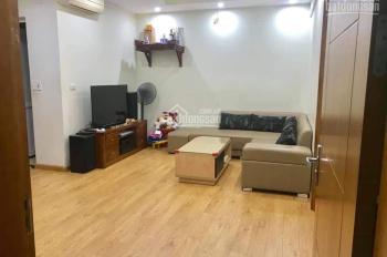Bán rẻ căn 60.7m2 đủ đồ chung cư VP5 bán đảo Linh Đàm, LH 0966 786 226