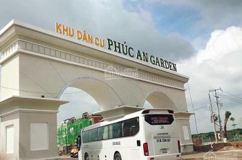 Phúc An Garden tiêu chuẩn 5 sao dành cho KH thu nhập thấp, 75m2 giá 420tr CK 7%, tậu Honda City
