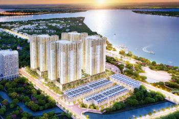 Cần bán lại căn hộ Q7 Sài Gòn Riverside Complex giá tốt nhất thị trường LH: 0909517587