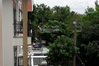 Biệt thự đối diện công viên kinh doanh 1 trệt 2 lầu, gần Đỗ Xuân Hợp khu vip giá tốt