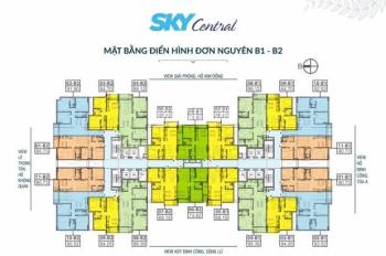 Cần bán gấp CH 1503,chung cư Sky Central,176 định công,DT 64.7m2.giá 28.5tr/m2.LH 0944891661