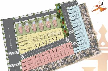 Đơn vị phân phối F1 - KDC mới 100%, sổ đỏ từng nền, cơ sở hạ tầng hoàn thiện, đường Dương Đình Cúc