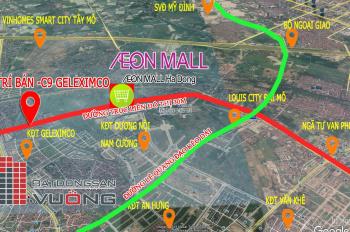 Chính chủ bán nhà liền kề khu đô thị Geleximco Lê Trọng Tấn đường trục chính rộng 30m xuyên tâm