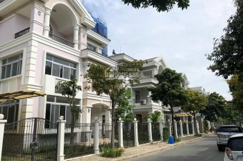 Bán gấp biệt thự đơn lập Nam Viên- Phú Mỹ Hưng giá 39,5 tỷ