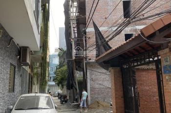 Bán nhà mặt phố xây mới tại ngõ Hưu Trí đường Bà Triệu, Hà Đông, Hà Nội