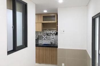 Bán nhà mới 1 trệt 1 lầu 2 mặt tiền hẻm xe hơi Phạm Văn Đồng, DTSD 100m2 giá rẻ