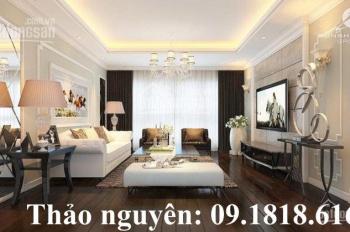 Cho thuê chung cư 17T8 Trung Hoà Nhân Chính. DT 160m2 - 3PN - 3wc căn góc 3 mặt thoáng 17 tr/th