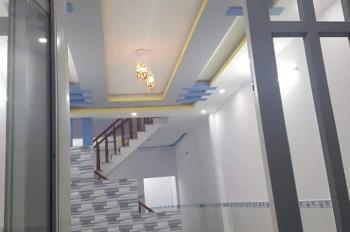 Đang xây dựng - còn căn 550 triệu, nhà 1 trệt 1 lầu, gần cầu ông Thìn, sổ hồng riêng