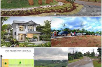 Cần Bán Đất Biệt Thự Nghỉ Dưỡng Green Park - Bảo Lộc LH 0812121314