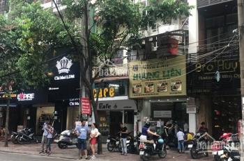 Cho thuê nhà mặt phố Trần Nhân Tông, DT 50m2 x 5 tầng, MT 11m, Giá thuê 90 triệu/tháng