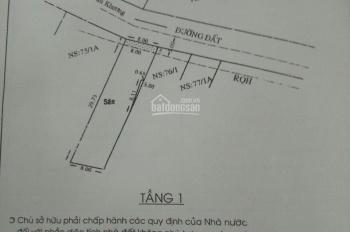 Bán nhà mặt tiền quận 12 - phường Thới An 240 m2