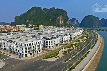 Chủ nhà gửi bán 10 căn shophouse Vinhome Dragon Bay Hạ Long, giá cực tốt từ 8.8 tỷ, LH 0931791792