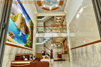 Bán gấp siêu phẩm biệt thự mini phố có cầu thang máy ngay đường Phạm Văn Bạch Cống Lở P.15 Tân Bình