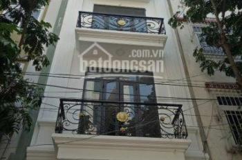 Cho thuê nhà mặt ngõ rộng phố Thái Hà, Trung Liệt, Đống Đa 58m2 x 5T ngõ ô tô giá 21tr/th
