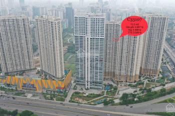 Bán căn hộ 2 phòng ngủ D'Capital Trần Duy Hưng - Cầu Giấy - Hà Nội - chỉ dưới 3 tỷ