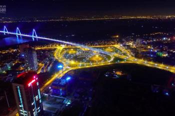 Suất ngoại giao tòa R3, giá 3.8 tỷ, tầng cao, hướng Đông Nam, view Hồ Tây, cầu Nhật Tân
