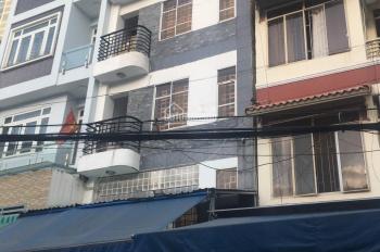 Cho thuê nhà mặt tiền đường D2. 4x20m 4 lầu 9 phòng