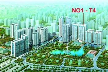 Chính chủ bán căn hộ góc Đông Nam view đẹp nhất tòa N01T4 Ngoại Giao Đoàn, 0965 186 965