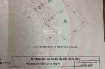 Bán lô đất Tân Xã full thổ cư, LH 0363166699