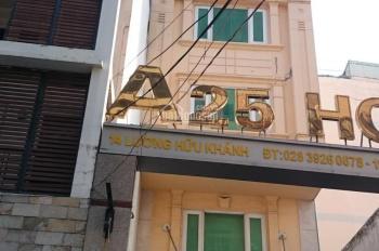 Kẹt tiền! bán nhà mặt tiền An Dương Vương, Quận 6, diện tích: 4 x 33m, 3 tầng, giá chỉ 13.5 tỷ.Kẹt