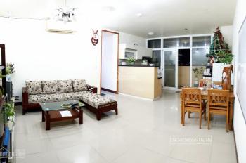 Bán căn góc Hoàng Kim 83m2, tầng cao thoáng mát, full nội thất, thanh toán 700tr ở ngay, sổ hồng