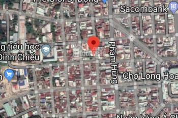 Cho thuê đất gần chợ Long Hoa, Hòa Thành, Tây Ninh LH 0764786366