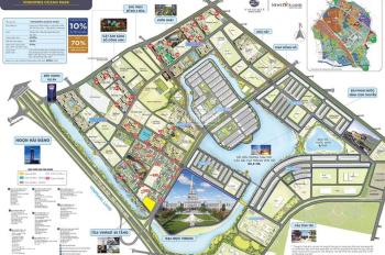 Cần bán gấp căn hộ 3 phòng ngủ Vinhomes Ocean Park, giá chỉ 2.15 tỷ