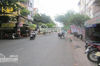 Cho thuê nhà mặt tiền Nguyễn Trọng Tuyển, Phường 10, Phú Nhuận. DT: 6x20m, hầm 6 lầu. Giá 90tr/t
