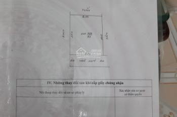 Bán nhà đất thổ cư Xóm Xá DT 93m2 cạnh trường học
