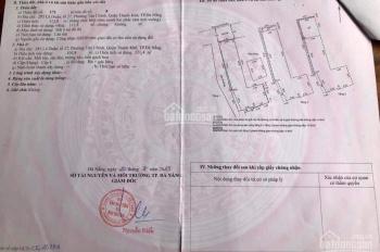 Bán nhà 3 tầng mặt tiền Lê Duẩn, 2 mặt tiền, 112m2. LH: 0938.917.985