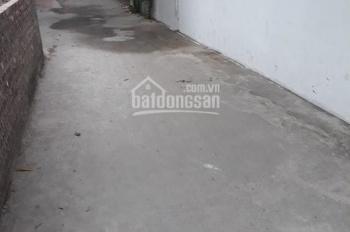 Bán đất 32,5m2 ngõ 4 viện rau A, Trâu Quỳ, Gia Lâm, HN, LH 0962223592