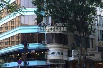 Chính chủ bán nhà mặt tiền Đông Du, Bến Nghé, Q1. Ngay KS Sheraton DT 4x12m HĐT 162 triệu 51 tỷ